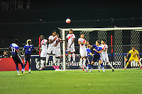 Jozy Altidore of US misses wide. USA defeated Peru 2-1 during a Friendly Match at the RFK Stadium in Washington, D.C. on Friday, September 4, 2015.  Alan P. Santos/DC Sports Box