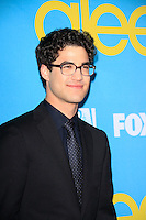LOS ANGELES - MAY 1:  Darren Criss arrives at the Glee TV Academy Screening and Panel at TV Academy Theater on May 1, 2012 in North Hollywood, CA