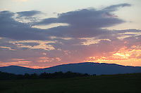 The Blue Ridge Mountains in Madison County, VA. Photo/Andrew Shurtleff