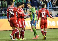 Seattle Sounders FC vs FC Dallas, November 9, 2014