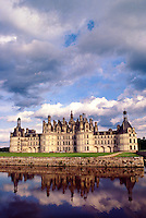 Chateau de Chambord, near Bloise, Loire Valley, France