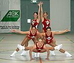 LBS-Aerobic Cup 2002, Niederstotzingen (Germany) TSG Hoherrenweiler