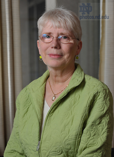 Joanne Bessler for Library Access Newsletter..Photo by Matt Cashore/University of Notre Dame