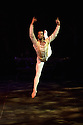 London, UK. 31.05.2016. English National Ballet presents SWAN LAKE in the round at the Royal Albert Hall. Picture shows: Osiel Gouneo (Prince Siegfried). Photograph © Jane Hobson.