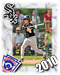 22 May 2009: Action Photos of the Burlington American Little League White Sox Minors at Calahan Park in Burlington, Vermont. Mandatory Credit: Ed Wolfstein Photo