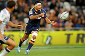 Dunedin-Rugby, Highlanders V Blues 22 February 2014