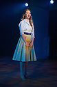 London, UK. 09.10.2014. Mountview Academy of Theatre Arts presents CURTAINS, at the Bernie Grant Arts Centre. Picture shows: Charlotte Kennedy (Niki Harris). Photograph © Jane Hobson.