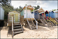 60K hut on Britain's best beach for sale.