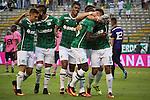 Deportivo Cali venció como local 2-0 a Boyacá Chicó. Fecha 11 Liga Águila II-2016.
