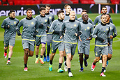 2017 Europa League Training Anderlecht at Manchester United Apr 19th