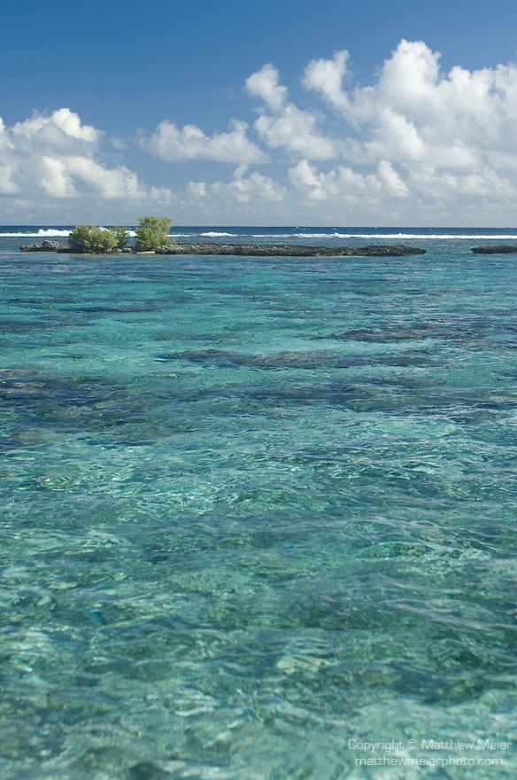 Aroa Point, Moorea, French Polynesia; shallow reef off Aroa Point , Copyright © Matthew Meier, matthewmeierphoto.com All Rights Reserved