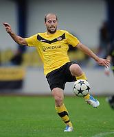 Fussball 2 Bundesliga Saison 2011/2012 Testspiel Dynamo Dresden - FC Grimma Filip TROJAN (Dynamo Dresden).