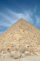 Pyramid at Giza, Egpyt