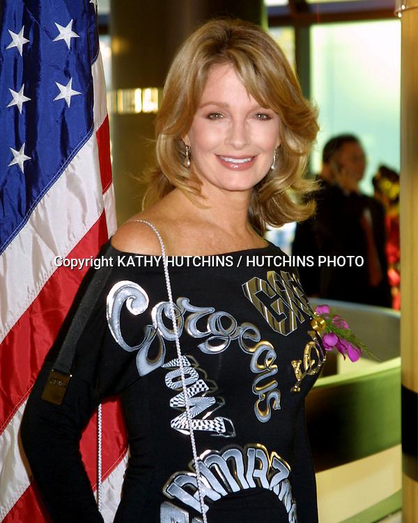 ©2003 KATHY HUTCHINS / HUTCHINS PHOTO.2004 Bangkok International Film Festival Kickoff Reception.Silver Screen Room.Pacific Design Center.W. Hollywood, CA.Septembeer 5, 2003..DEIDRE HALL