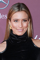 PALM SPRINGS, CA, USA - JANUARY 03: Renee Bargh arrives at the 26th Annual Palm Springs International Film Festival Awards Gala Presented By Cartier held at the Palm Springs Convention Center on January 3, 2015 in Palm Springs, California, United States. (Photo by David Acosta/Celebrity Monitor)