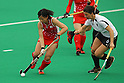 Shiho Otsuka (JPN), .APRIL 25, 2012 - Hockey : .2012 London Olympic Games Qualification World Hockey Olympic Qualifying Tournaments, match between .Japan Women's 7-0 Austria Women's .at Gifu prefectural Green Stadium, Gifu, Japan. (Photo by Akihiro Sugimoto/AFLO SPORT) [1080]