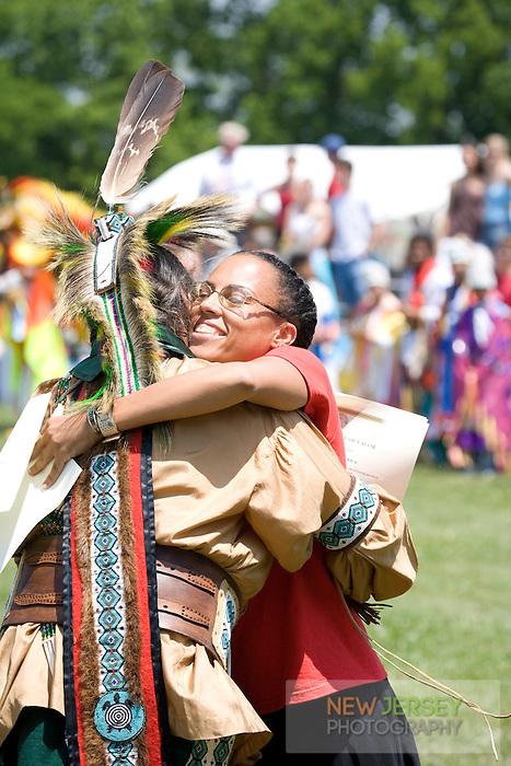 Greetings, at the Nanticoke Lenni-Lenapi Indian Pow Wow