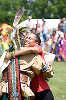 Greetings, at the Nanticoke Lenni-Lenapi Indian Pow Wow