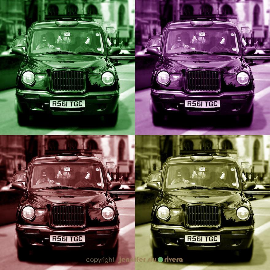 london taxi pop