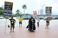 MIAMI BEACH, FL - JULY 02: Atmosphere during Florida Supercon at The Miami Beach Convention Center on July 2, 2016 in Miami Beach, Florida. Credit: mpi04/MediaPunch