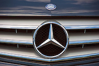 Mercades Benz, Auto, Front Grill, Emblem, Symbol, Close up, Cars, Auto, Automobile, Transportation,