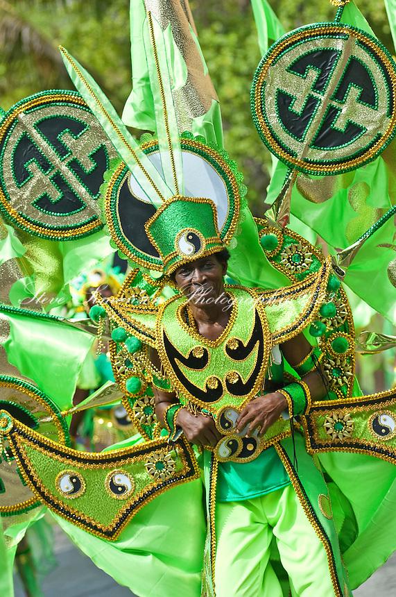St. John Carnival parade July 5th, 2010