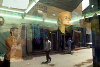 Baghdad, Iraq, May 22, 2003.Baghdad souks are slowly re-opening, just for a few hours every morning, but fear of looters and insecurity are still high.