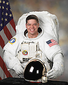Houston, TX - October 22, 2007 -- Astronaut Robert L. Behnken, mission specialist, STS-123 photographed in Houston, Texas on October 22, 2007.  STS-123, flying aboard the Space Shuttle Endeavour, is scheduled for launch at 2:28 a.m. EDT Tuesday, March 11, 2008.  Its mission is to deliver the first pressurized component of the Japanese Kibo (Hope) Laboratory and a Canadian robotic device called Dextre utilizing 5 spacewalks.  Its 16-day flight is the longest shuttle mission to date..Credit: NASA via CNP