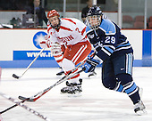 Gryba, Tanner House (Maine - 29) - The Boston University Terriers defeated the University of Maine Black Bears 1-0 (OT) on Saturday, February 16, 2008 at Agganis Arena in Boston, Massachusetts.
