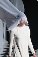 Mercedes-Benz Fashion Week 2013: Davidelfín