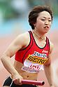 Saori Kitakaze (JPN), .MAY 6, 2012 - Athletics : .SEIKO Golden Grand Prix in Kawasaki, Women's 4100m Relay .at Kawasaki Todoroki Stadium, Kanagawa, Japan. .(Photo by Daiju Kitamura/AFLO SPORT)