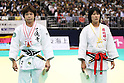 (L to R) Tomoko Fukumi (JPN), Riho Okamoto (JPN), .May 13, 2012 - Judo : .All Japan Selected Judo Championships, Women's -48kg class Final .at Fukuoka Convention Center, Fukuoka, Japan. .(Photo by Daiju Kitamura/AFLO SPORT) [1045]