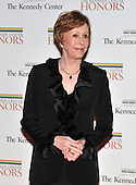Washington, DC - December 5, 2009 -- Carol Burnett arrives for the formal Artist's Dinner at the United States Department of State in Washington, D.C. on Saturday, December 5, 2009..Credit: Ron Sachs / CNP.(RESTRICTION: NO New York or New Jersey Newspapers or newspapers within a 75 mile radius of New York City)