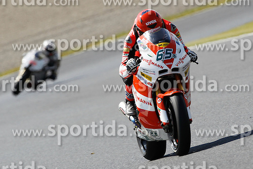 02.10.2010, Motegi, JPN, MotoGP, Grand Prix of Japan, im Bild Stefan Bradl - Viessmann Kiefer racing team. EXPA Pictures © 2010, PhotoCredit: EXPA/ InsideFoto/ Semedia +++++ ATTENTION - FOR AUSTRIA AND SLOVENIA CLIENT ONLY +++++