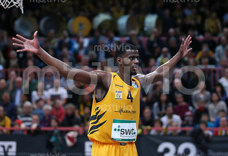 Basketball  1. Bundesliga  2016/2017  Hauptrunde  16. Spieltag  27.12.2016 Walter Tigers Tuebingen - MHP Riesen Ludwigsburg Julian Washburn (Tigers)