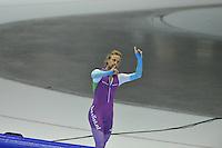 SCHAATSEN: HEERENVEEN: 29-12-2013, IJsstadion Thialf, KNSB Kwalificatie Toernooi (KKT), 1000m, Michel Mulder, ©foto Martin de Jong