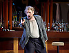 Rigoletto <br /> by Verdi <br /> English National Opera at the London Coliseum, London, Great Britain <br /> rehearsal <br /> 31st January 2017 <br /> <br /> <br /> <br /> Nicholas Pallesan as Rigoletto <br /> <br /> <br /> <br /> <br /> Photograph by Elliott Franks <br /> Image licensed to Elliott Franks Photography Services