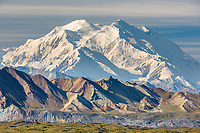 Summit of Denali, Denali National Park, Alaska.