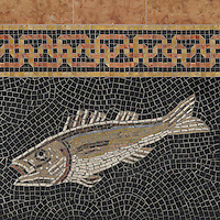 Name: Antique Fish with Leuta<br />