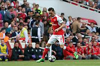 Mesut Ozil of Arsenal during Arsenal vs Everton, Premier League Football at the Emirates Stadium on 21st May 2017