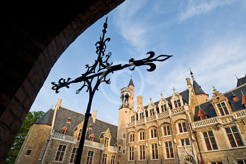 Belgium, Bruges, Church of Our Lady