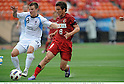 Scott Jamieson (Sydney FC), Takuya Nozawa (Antlers), MAY 10th, 2011 - Football : AFC Champions League Group H match between Kashima Antlers 2-1 Sydney FC at National Stadium in Tokyo, Japan. (Photo by Takamoto Tokuhara/AFLO)..