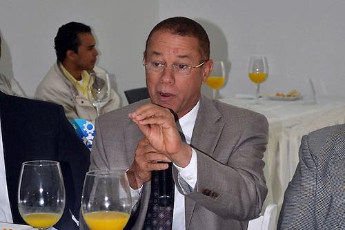 Profesor José Izquierdo, quien era gobernador provincial de Santiago