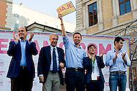 Chiusura della campagna elettorale di  Ignazio Marino