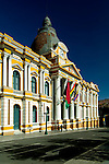 Plaza Murillo_La Paz_Bolivia