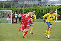 SPECIAL OLYMPICS: HEERENVEEN: Abe Lenstra Stadion, 15-06-2014, Sluiting Special Olympics Nationale Spelen Fryslân 2014, voetbal, © Martin de Jong
