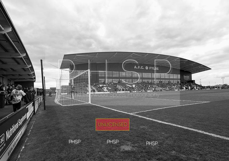 29/04/2017 National League North AFC Fylde v Worcester City