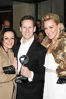 Brendan Cole at The 2013 TRIC Awards Departures at The Great Room The Dorchester Hotel Park Lane London 13 March 2013