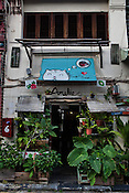 Amelie Cafe in old part of capital Georgetown of Penang, Malaysia. Photo: Sanjit Das/Panos