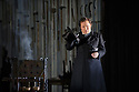 English National Opera presents a new production of NORMA, by Vincenzo Bellini, directed by Christopher Alden, at the London Coliseum. Picture shows: Peter Auty (Pollione)